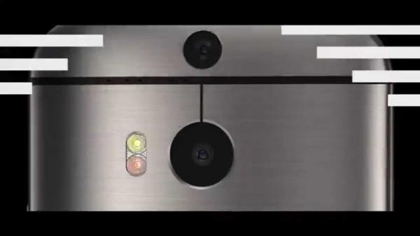 تماشا کنید: اولین تیزر تبلیغاتی رسمی اچ تی سی وان جدید (M8)