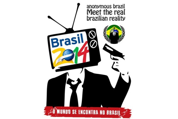 هکرهای برزیلی درصدد انجام حملات سایبری به وبسایتهای رسمی مسابقات جامجهانی هستند