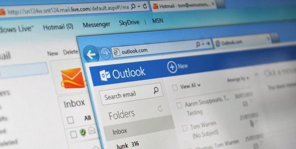 مایکروسافت حقیقت تلخ ایمیل را فاش کرد: سرک کشیدن به ایمیل کاربران قانونی است!