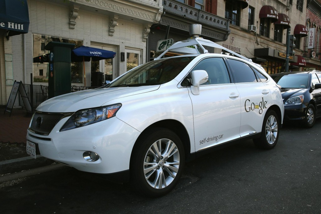 google-self-driving