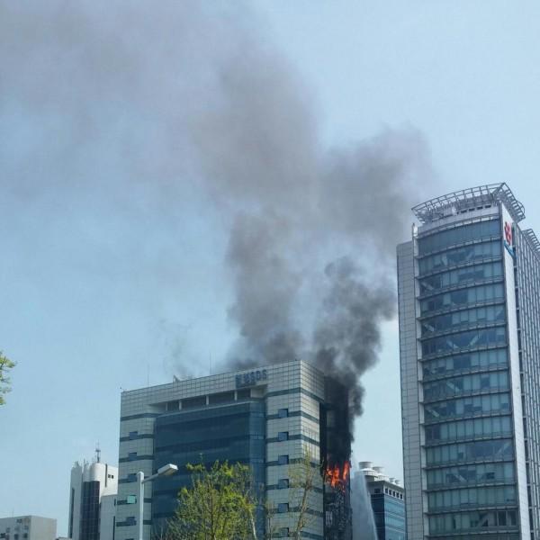 آتشسوزی دیتاسنتر سامسونگ و نمایش پیغام خطا در گوشیها و تلویزیونهای هوشمند این شرکت!