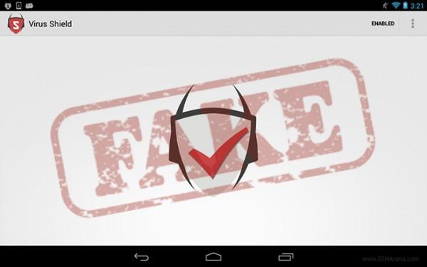 گوگل به خریداران آنتیویروس تقلبی Virus Shield از گوگل پلی 5 دلار خسارت میدهد!