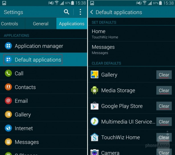 Samsung-Galaxy-S5-Android-version-the-latest-TouchWiz