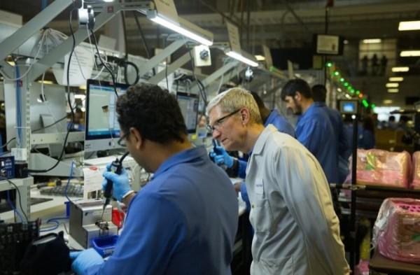 سوتي دردسرساز مدير عامل اپل در توئيتر!