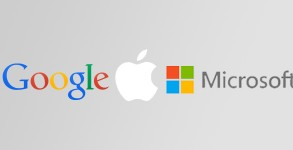 Apple-Microsoft-Google
