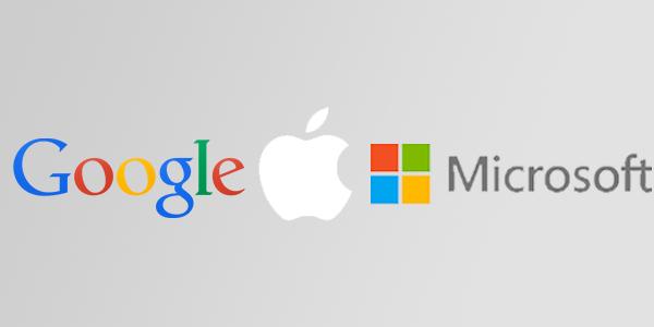 اپل، مایکروسافت و گوگل با ارزشترین برندهای دنیا هستند!