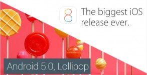 lollipop-vs-ios8