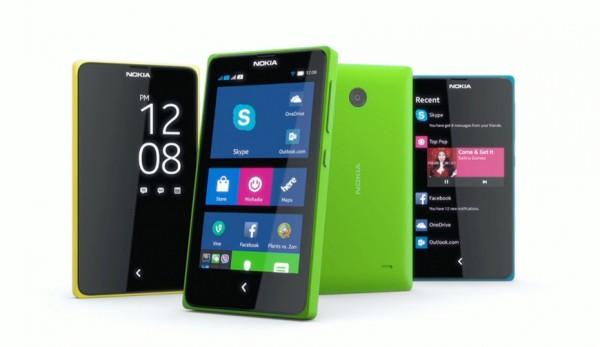 انتشار نتایج بنچمارک اسمارت فون های اندرویدی Nokia X و Nokia XL