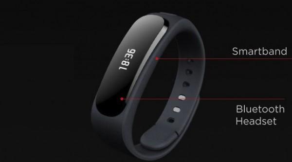 اولین دستبند هوشمند هوآوی، TalkBand B1 با قابلیت پاسخگویی به تماسهای تلفنی معرفی شد