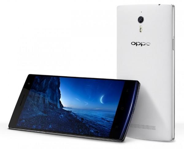 مدل های مختلف Oppo Find 7 مورد بررسی قرار گرفت
