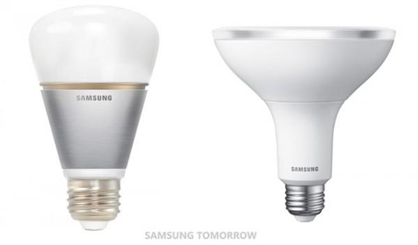 سامسونگ هم از چراغ هوشمند خود پرده برداری کرد