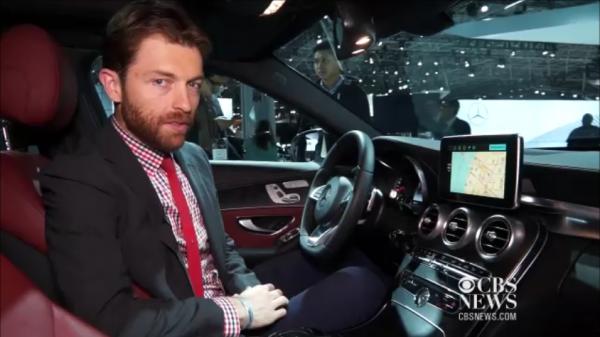سیستمعامل CarPlay اپل بر روی خودروهای نمایشگاه خودرو نیویورک