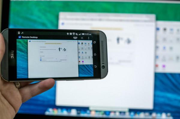 گوگل اپلیکیشن ریموت دسکتاپ کروم را برای کنترل از راه دور رایانه با گوشی عرضه کرد