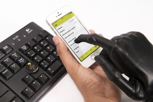 دست مصنوعی هوشمند در ایران ساخته شد