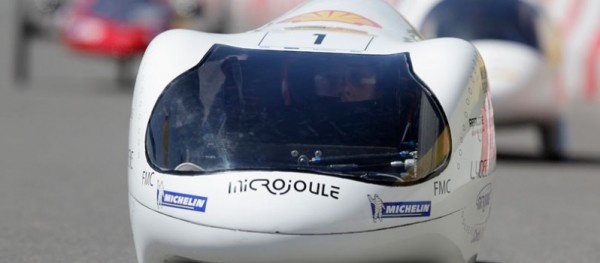 خودرو کممصرف دانشجویان فرانسوی با مصرف یک لیتر در 3300 کیلومتر!