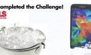وقتی گلکسی اس 5 سامسونگ هم رقبا را به چالش سطل آب یخ دعوت میکند!