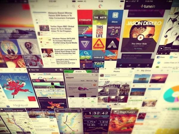 اکثر دارندگان گوشیهای هوشمند در ماه حتی یک اپلیکیشن هم دانلود نمیکنند!