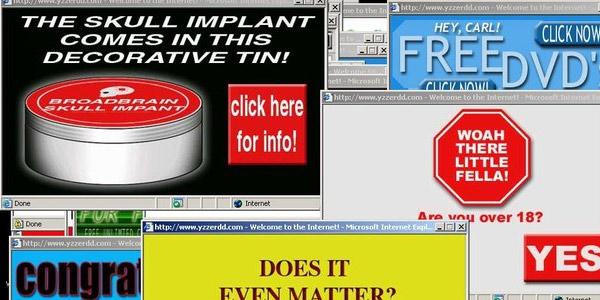مخترع تبلیغات پاپآپ به خاطر اختراعش عذرخواهی کرد!