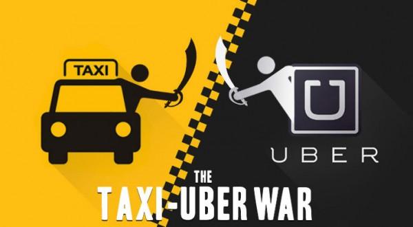 شکایت یک شرکت تاکسیرانی در سانفرانسیسکو بابت قیمت گذاری غارتگرایانه اوبر!